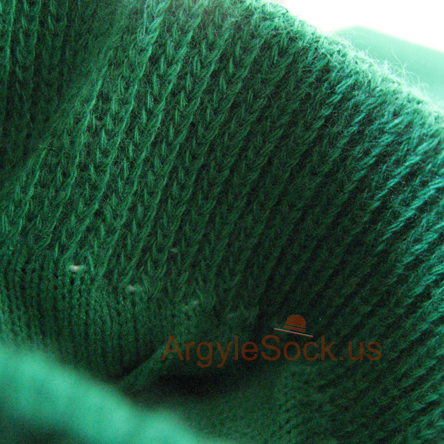 green argyle socks for men from karin's sock