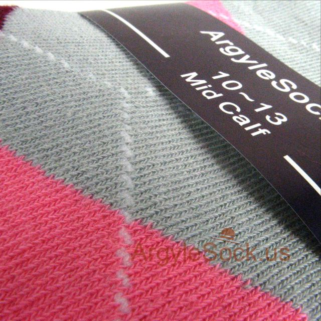 grey gray maroon pink wedding mens socks