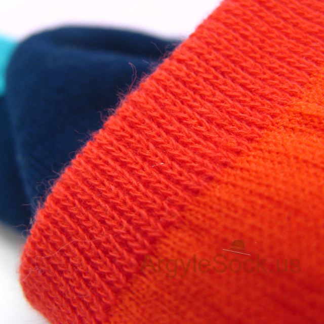 pink turquoise red navy mens socks