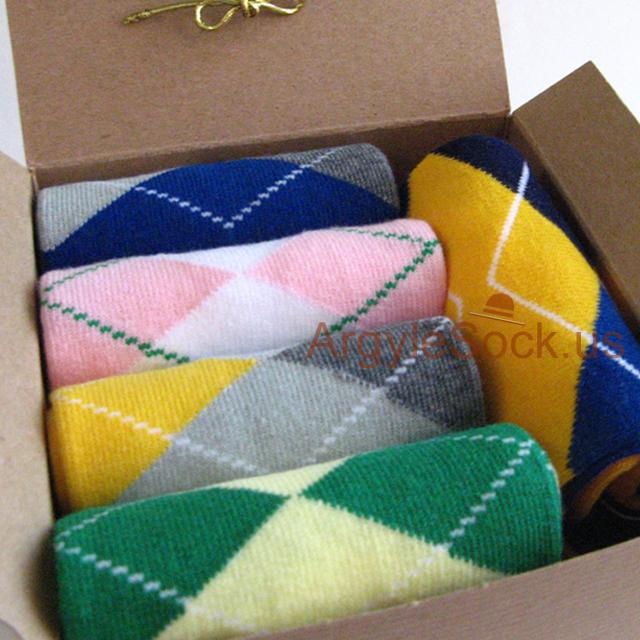 Gift idea for man, husband, fiance, and boyfriend - dress socks