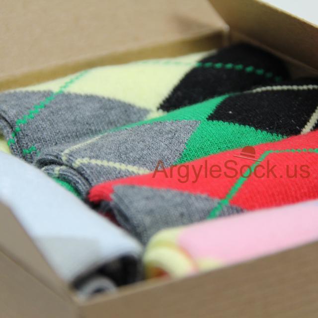 Gift idea men's dress socks for a man