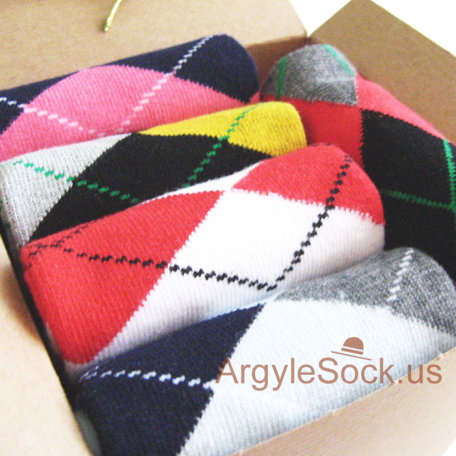 Gift idea for man, husband, fiance, and boyfriend - dress socks