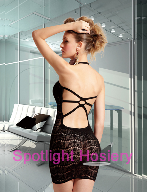 seamless lingerie dress
