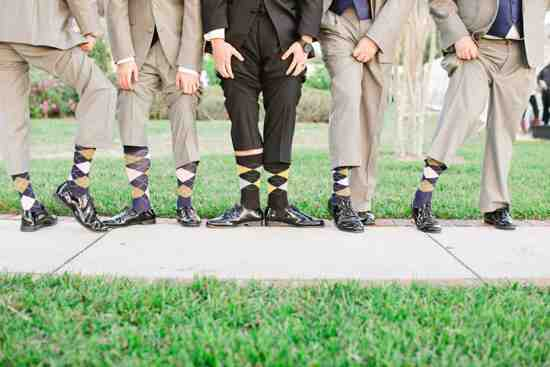 navy pink olive groomsmen socks