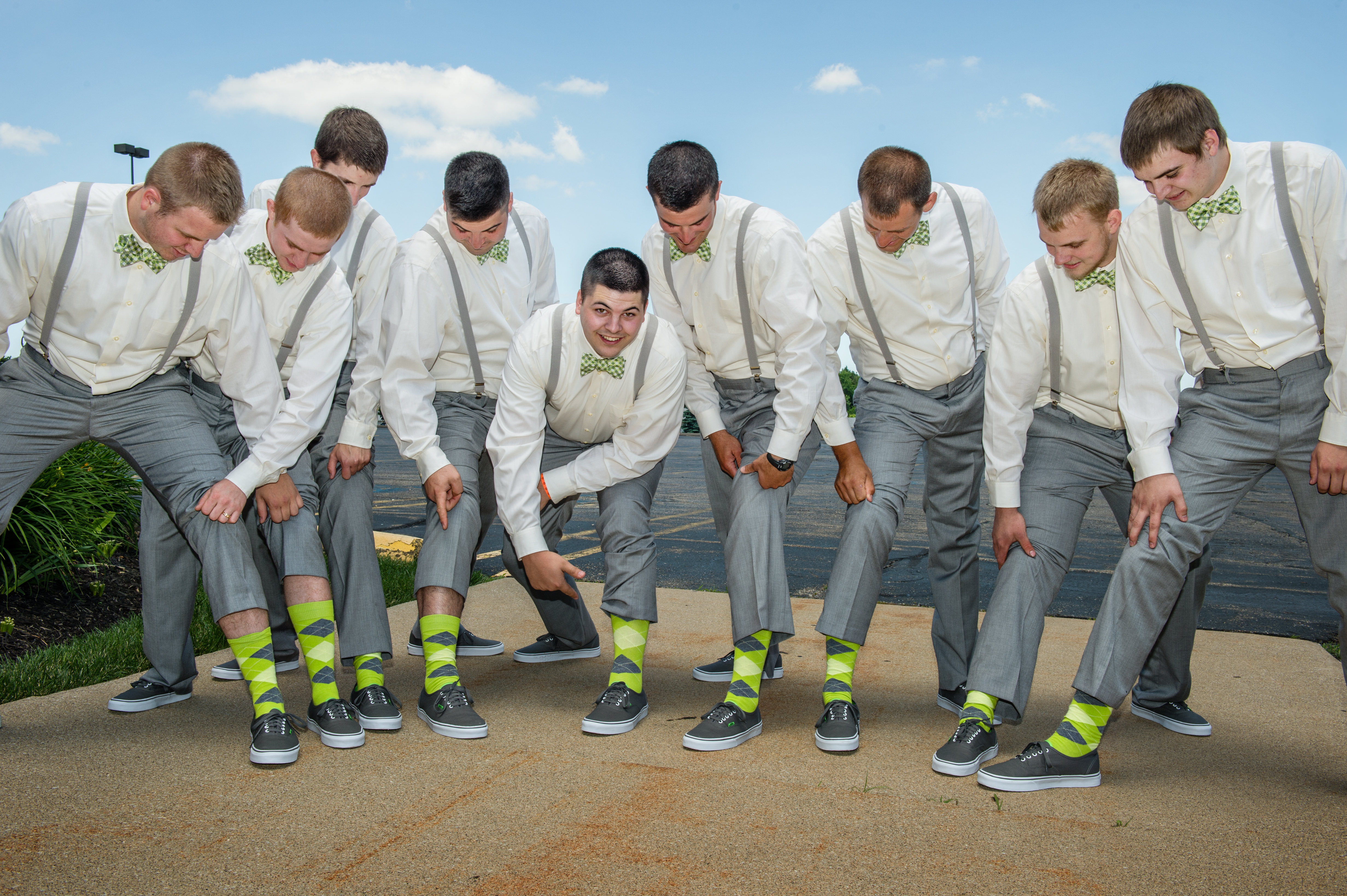 Lime Green Groomsmen Socks Argylesock Us Customers