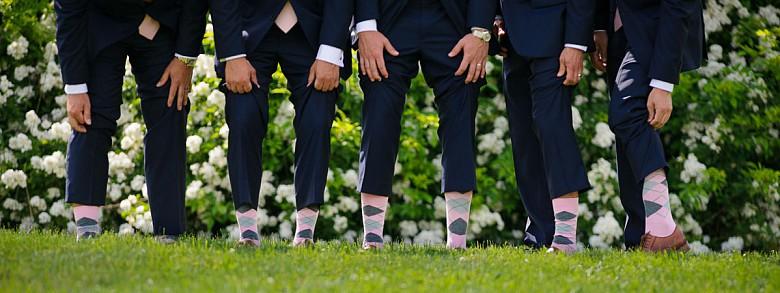 pink_groomsmen_socks