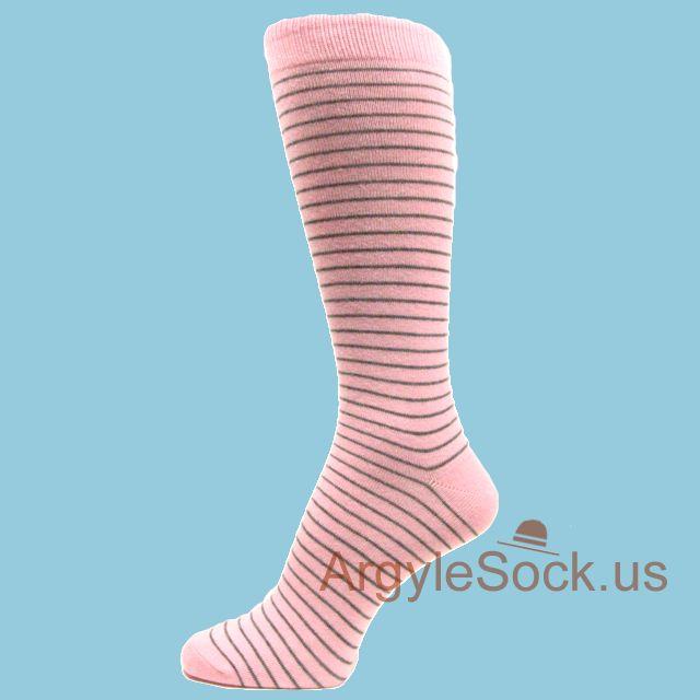 Men&39s Stripe Dress Socks with Bright Colors - Man&39s Socks Shop ...