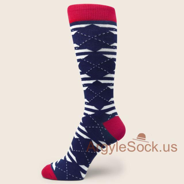 Groomsmen socks for your wedding and wear as men&39s dress socks ...